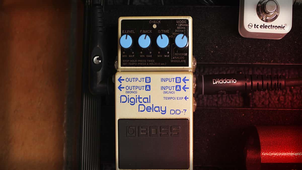 Delay Guitarra