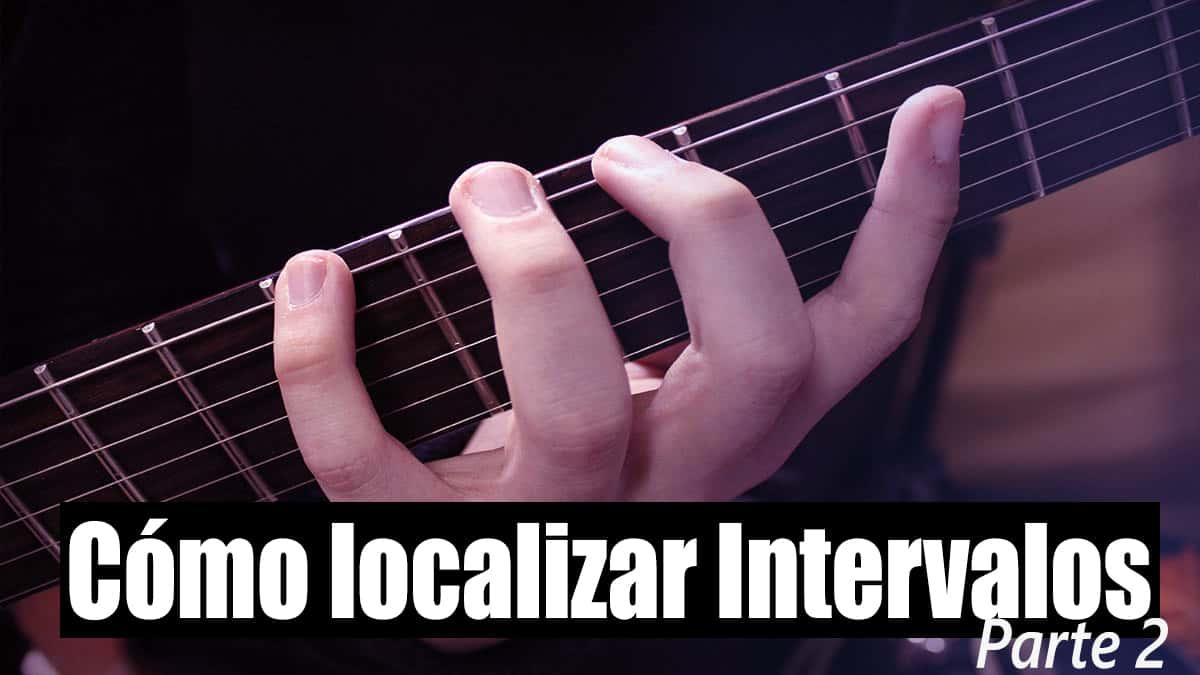 Intervalos Guitarra