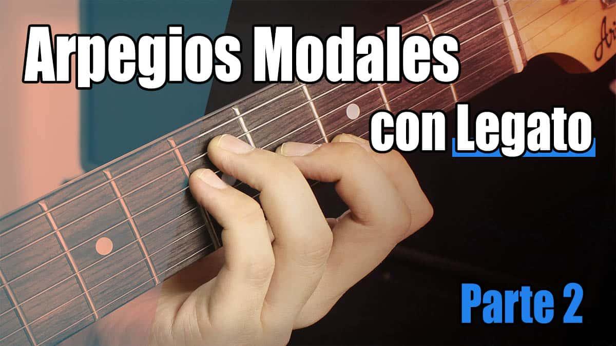 Arpegios Guitarra