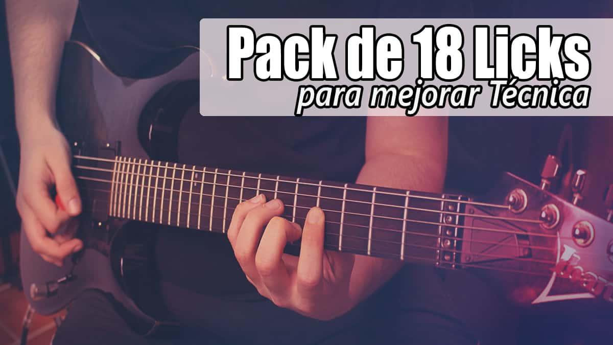 Licks de Guitarra